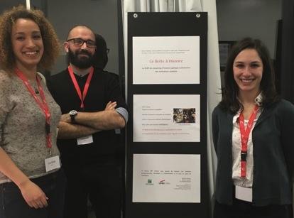 Trois étudiants du master Histoire publique lauréats des bourses UPEC-Paribas