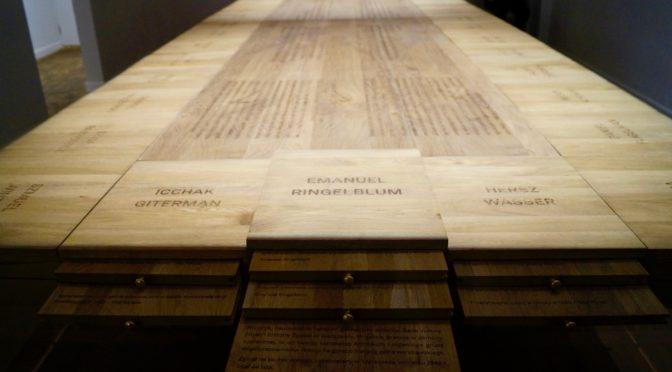 les chemins tortueux de l'histoire juive polonaise